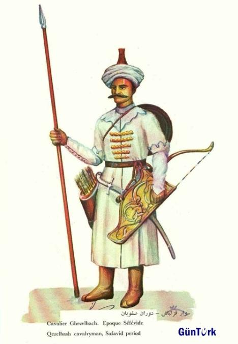 Qizilbash soldier
